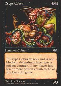 Crypt Cobra