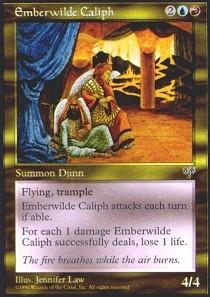 Emberwilde Caliph