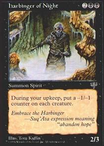 Harbinger of Night