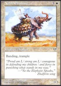 Noble Elephant