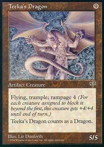 Teekas Dragon