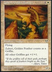 Zuberi, Golden Feather