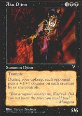 Aku Djinn on Channel Fireball