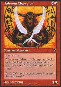 Talruum Champion