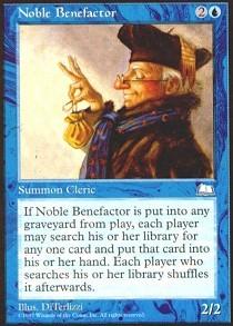 Noble Benefactor