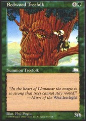 Redwood Treefolk