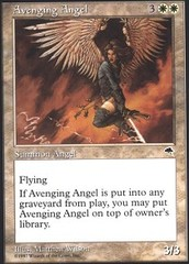 Avenging Angel - Reserved List