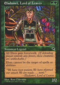 Eladamri, Lord of Leaves