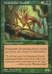 Heartwood Treefolk