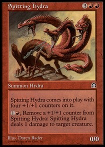 Spitting Hydra