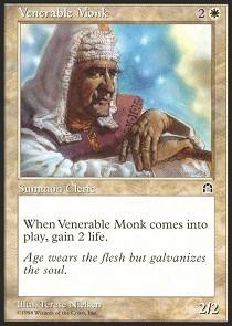 Venerable Monk