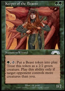 Keeper of the Beasts