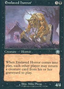 Enslaved Horror