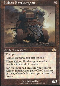 Keldon Battlewagon