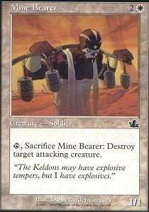 Mine Bearer