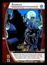 Batman, Shadow of the Bat (EA)