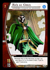 Ra's al Ghul, Undying