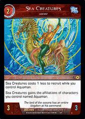 Sea Creatures, Army