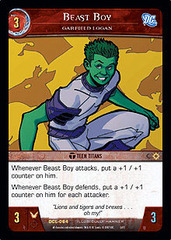Beast Boy, Garfield Logan