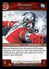 Deadshot, Floyd Lawton