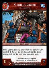 Gorilla Grodd, Grodd Awful