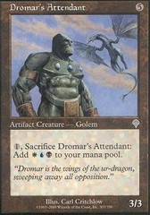 Dromar's Attendant