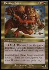 Hunting Kavu