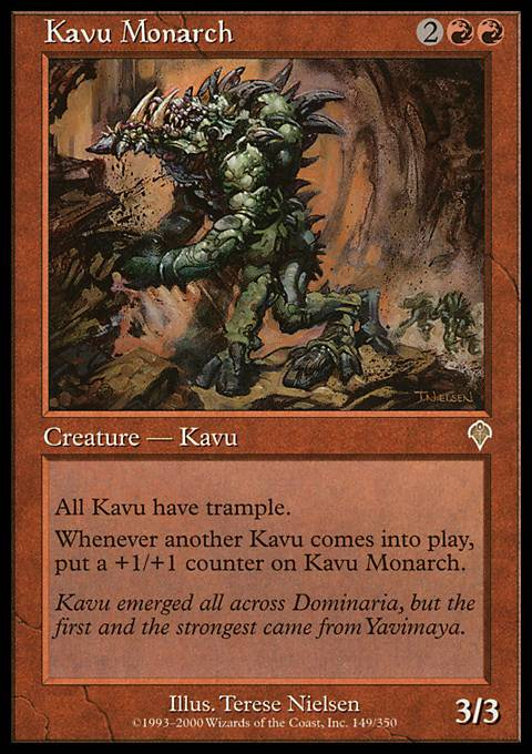 Kavu Monarch
