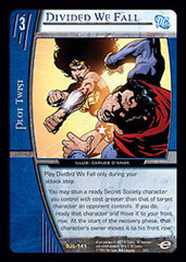 Foil VS System: Mogo DC Justice League The Living Planet Moderately Played