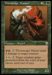 Thornscape Master on Channel Fireball