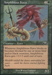 Amphibious Kavu on Channel Fireball