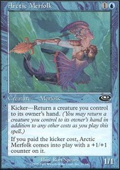 Arctic Merfolk on Channel Fireball