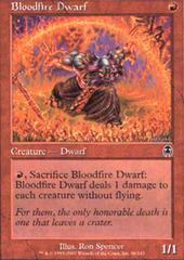 Bloodfire Dwarf