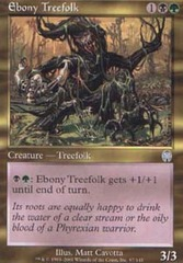 Ebony Treefolk