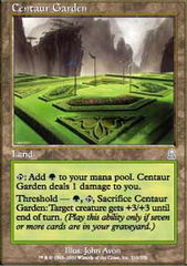 Centaur Garden