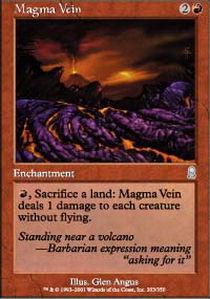 Magma Vein