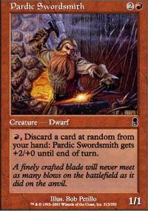 Pardic Swordsmith