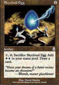 Skycloud Egg