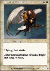 Angel of Retribution on Channel Fireball