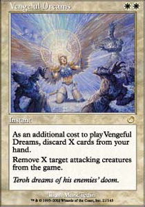 Vengeful Dreams