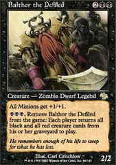 Balthor the Defiled *3