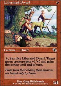 Liberated Dwarf