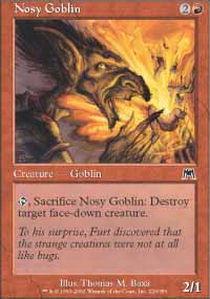 Nosy Goblin