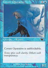 Covert Operative on Channel Fireball