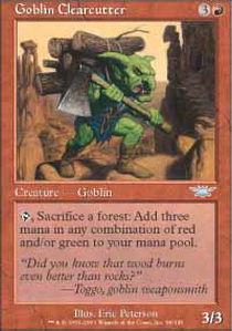 Goblin Clearcutter