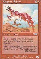 Ridgetop Raptor