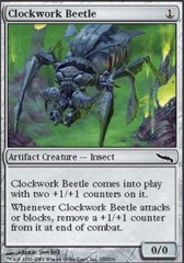 Clockwork Beetle on Channel Fireball