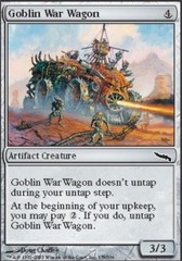 Goblin War Wagon