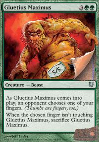 Gluetius Maximus