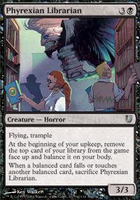 Phyrexian Librarian